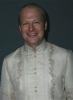 Me in Barong Tagalog by leonkeekstra
